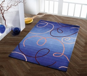koberec - ručne tkaný