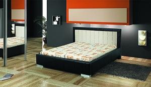 posteľ-a