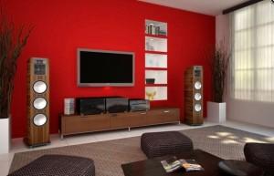 cervena stena