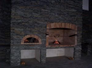 Chlebové pece a pizza pece