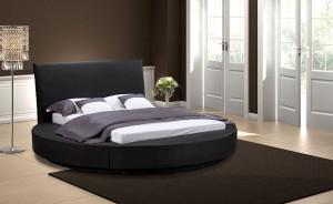 kruhova postel