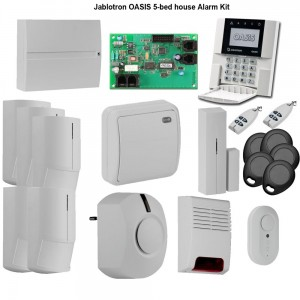 Jablotron_OASIS_5-bed_house_Alarm_Kit