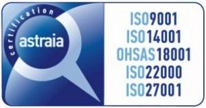 certifikácia ISO