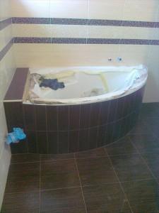 Rekonštrukcia kúpeľne byt Banská Bystrica